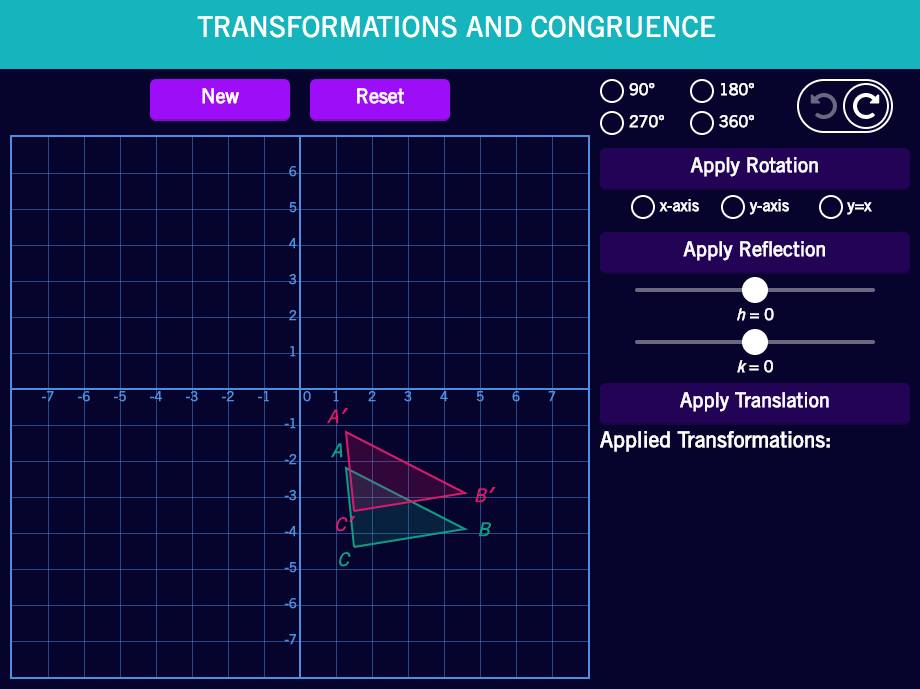 L26 Transformation and Congruence