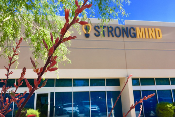 StrongMind Building